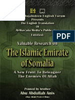 Islamic Emirate of Somalia
