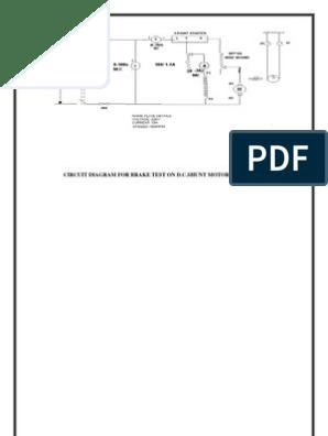 ke Test on Dc Shunt Motor | Direct Current | Force Dc Shunt Motor Wiring Diagram S S on