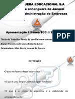 TCC II Francisco de Sousa Roberto Junior
