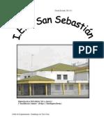 2011-12 - Inglés - 1º Bachillerato Semipresencial