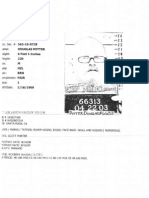 Attachment 2 NDOC / ESP #66313 cover sheet with photo