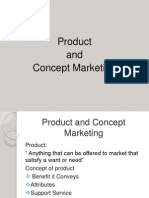 Product and Planning