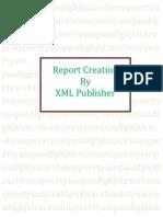XML Publisher