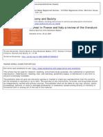 Literature Review Gramsci