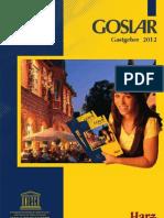 Goslar Gastgeberverzeichnis 2012