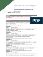 Acções de Formação as Pelo CCPFC - Braga