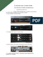 Manual Atualização F90