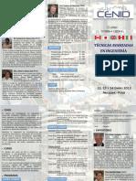Curso Internacional Técnicas Avanzadas en Ingeniería Antisísmica