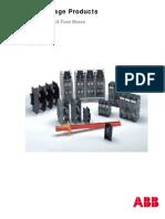 Base Port a Fusible OFAX