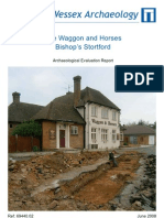 Wagon and Horses, Bishop's Stortford