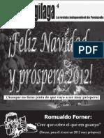 L´ARGILAGA. LA REVISTA INDEPENDENT DE PENÍSCOLA (Nº 4)