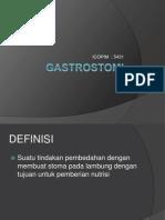 GASTROSTOMI
