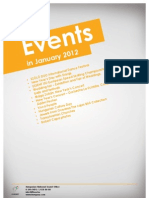 Events - 2012 january