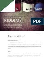 Riddims eBook Rid Dims for Dummies Final