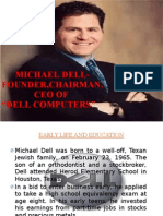 Micheal Dell 2PPT