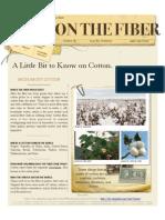 Take 5 Fiber Newsletter