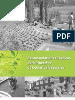 Recomendaciones Técnicas Cubiertas Vegetales