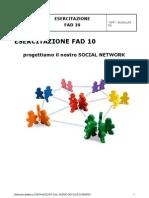 ESFAD10-ilnostrosocialnetwork