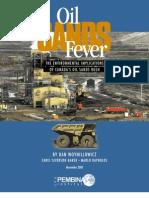 Oil Sands Fever