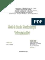 Trabajo Auditivo Modulo II