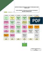 CURSO SUPERIOR DE TECNOLOGIA EM SISTEMAS DE INFORMAÇÃO - MATRIZ CURRICULAR