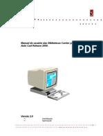 Manual do usuário das Bibliotecas Carrier
