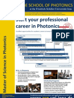 Photonics Flyer A4