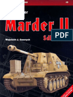 Progres - Armor Photo Gallery #09 - Panzerjager Marder II SdKfz 131