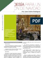 Pregón de Navidad (Chiclana, 2011), por Juan Carlos Rodríguez