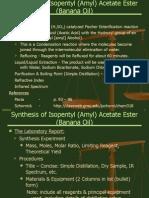 isopentylacetate