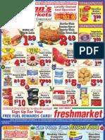 Friedman's Freshmarkets - Weekly Ad - December 22 - 28, 2011