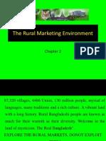 Ch 02 Rural Marketing Environment by Syed Habib Anwar Pasha