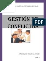 EDWIN MESCCO CACERES GESTION DE CONFLICTOS