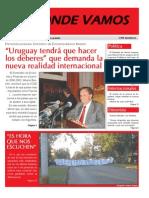 """Mensuario """"A Donde Vamos"""", Diciembre 2011"""