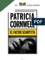 Cornwell Patricia - Scarpetta 17 - El Factor Scarpetta