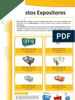 Cestos Expositores Plásticos Catálogo Completo