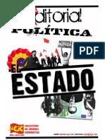 Editorial Política, nº 1, 2008 - El Estado