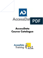 Forensic Course Catalog - AccessData