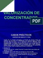 COMERCIALIZACIÓN DE MINERALES  Y METALES
