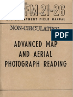Advanced Map Reading ~ 1944