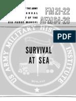 Survival at Sea ~ 1950