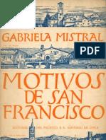 Mistral - Motivos de San Francisco