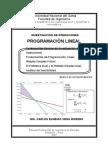 001 Modulo de Programacion LinealA