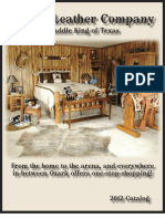 2012 Ozark Leather Company Catalog