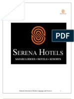 Serena Hotel Project