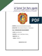 Turnaruond Management PDF