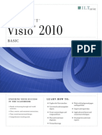 Visio 2010 Basic Student Manual