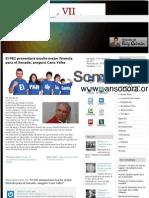 20-12-11 El PRI presentará mucho mejor fórmula para el Senado, aseguró Cano Vélez