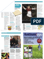 Autism Eye Winter 2011/12 Issue