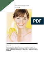 Dieta de slăbit cu banane continuă să fie în vogă